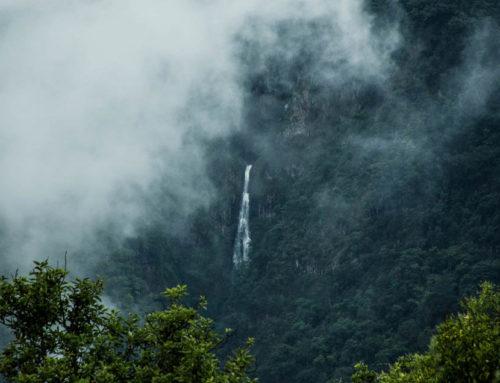 Cascada de las Tres Marias
